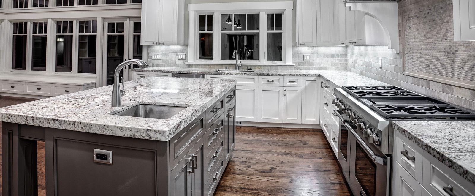 River White Granite Kitchen Granite Kitchen Countertops Inspiration Gallery
