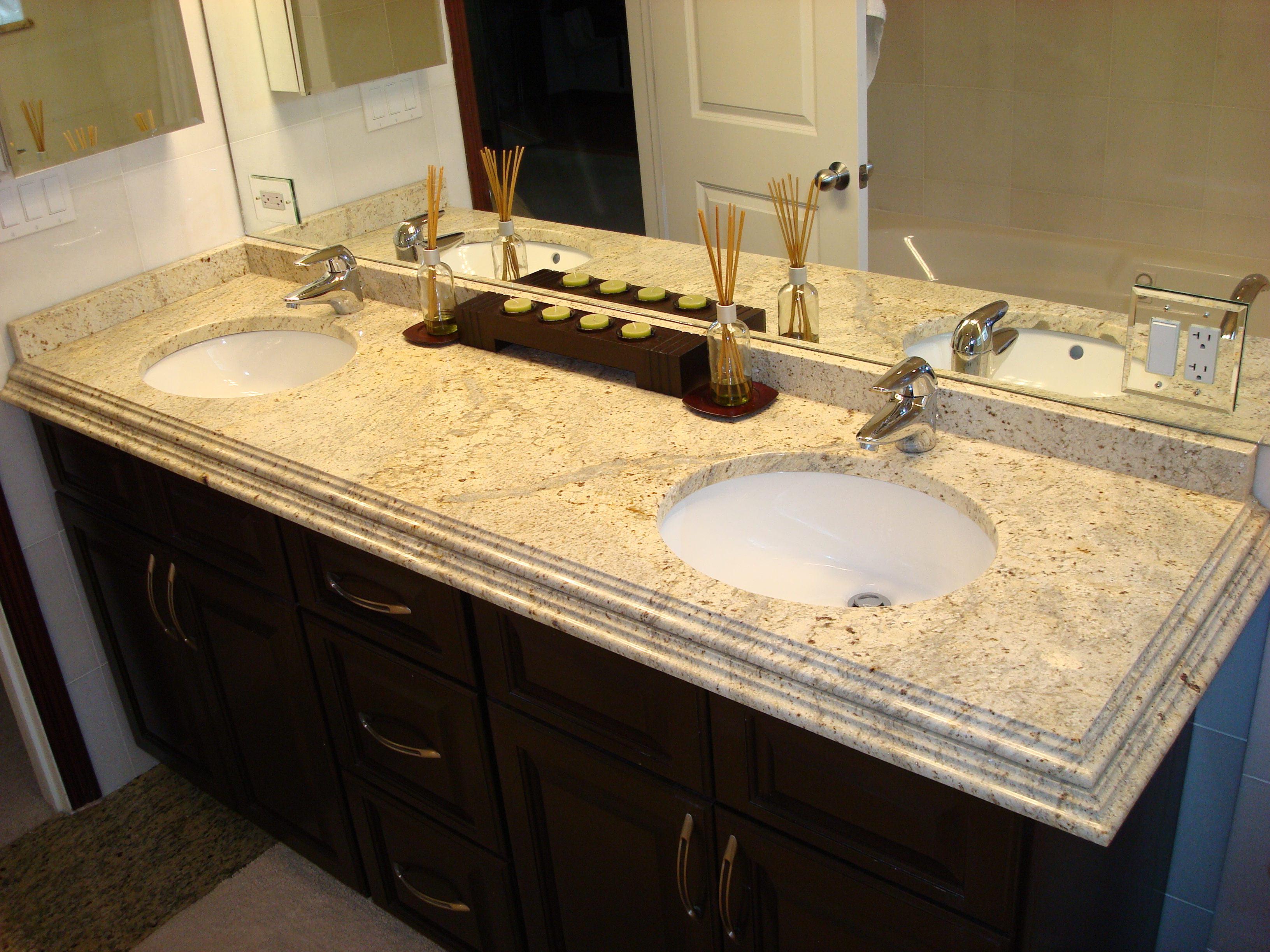 Page title for Counter top thickness