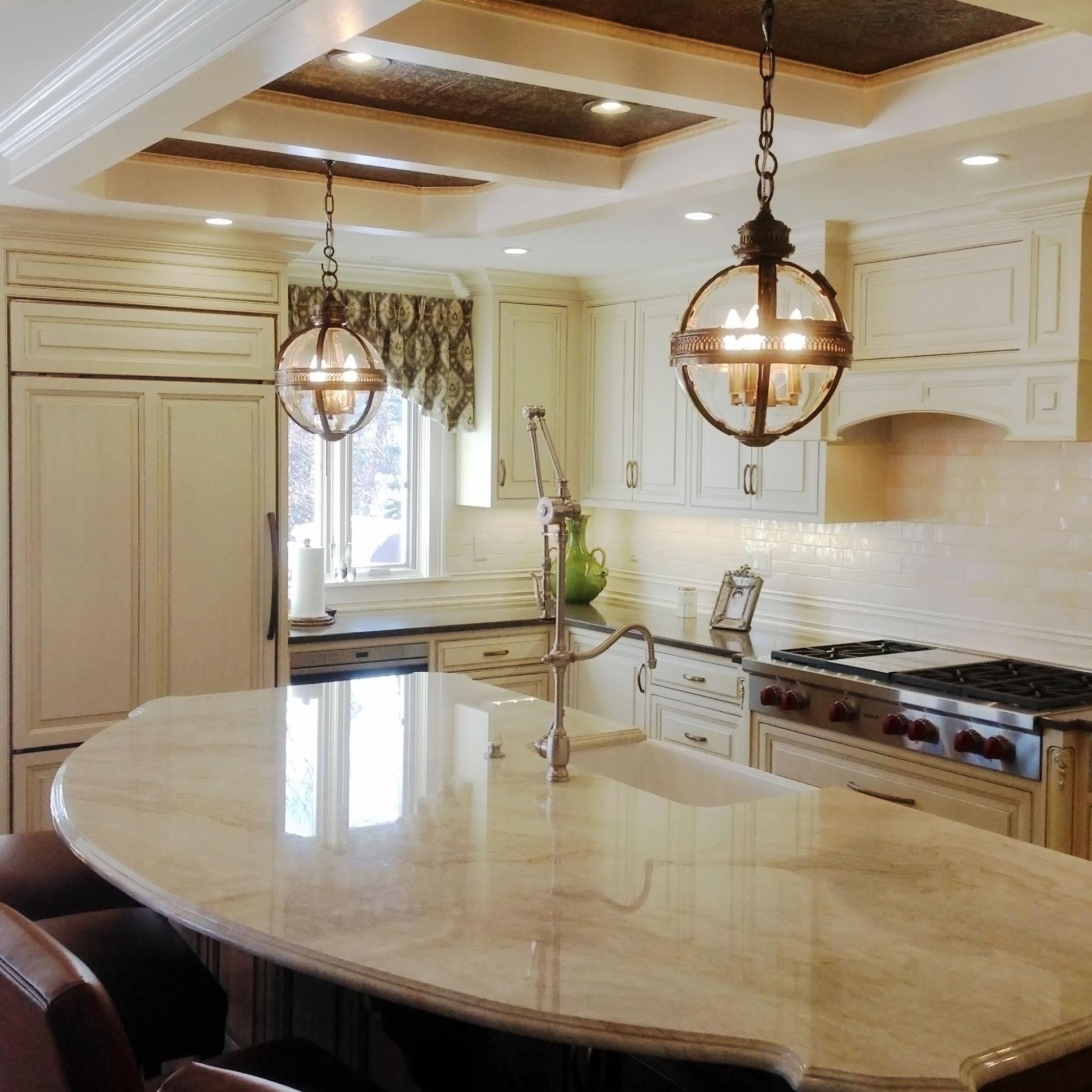 Quartzite Countertops For Kitchen : Quartzite kitchen countertops inspiration gallery