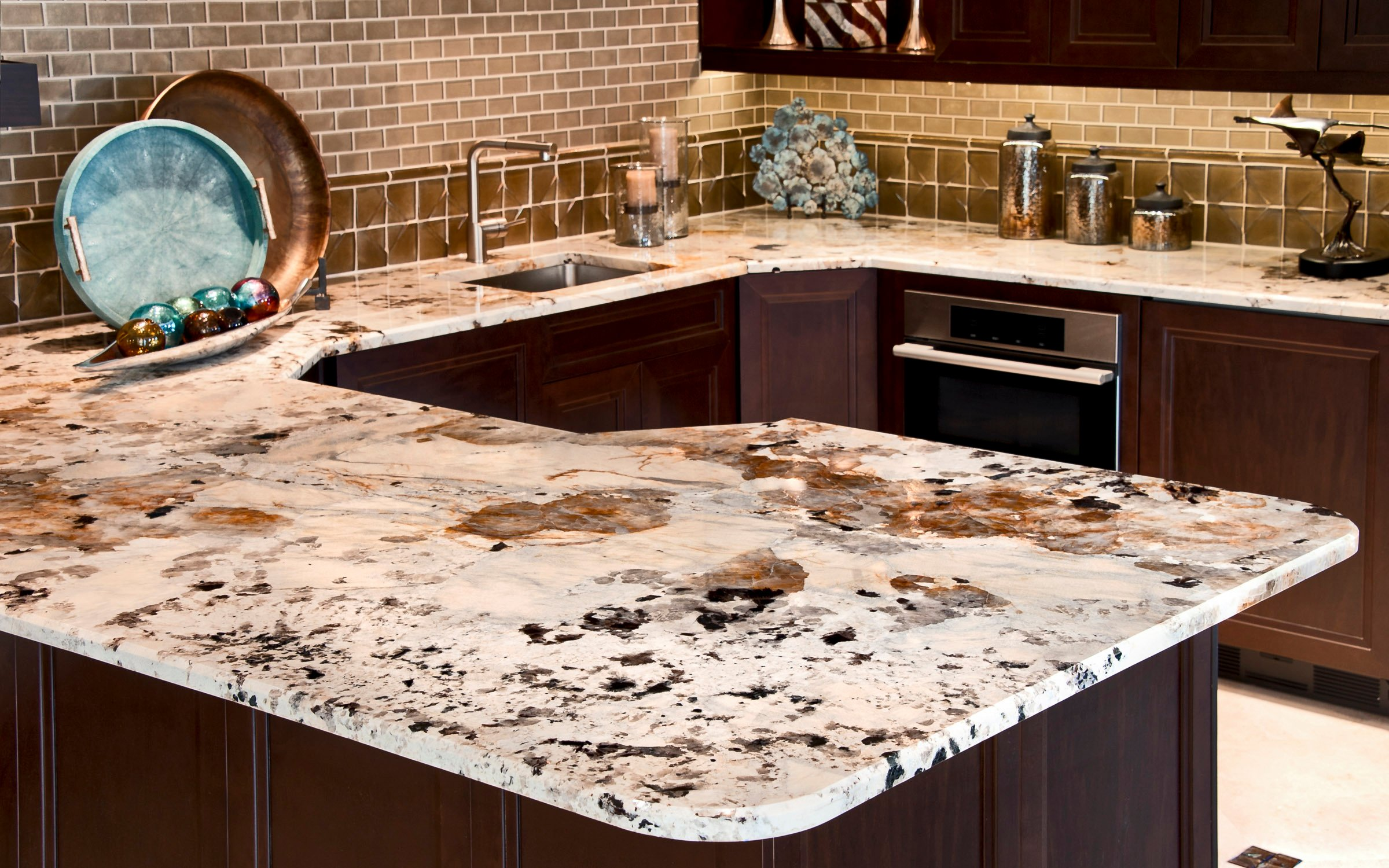 White Granite Kitchens Granite Kitchen Countertops Inspiration Gallery
