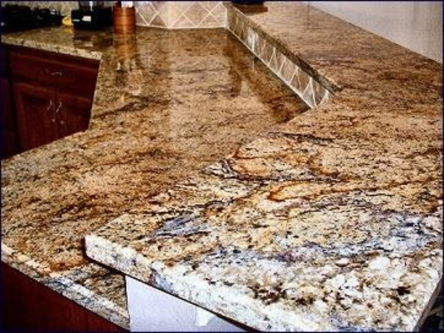Granite Kitchen Countertops Inspiration Gallery